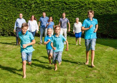 Familie-fotoshoot